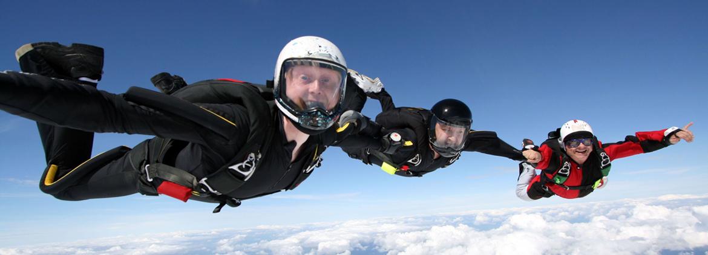 アラバマモンゴメリのスカイダイビング